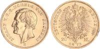 20 Mark Gold 1872 E 1872 E Sachsen 20 Mark...