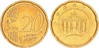 20 Cent Fehlprägung Prägeschwäche 2007 ? D...