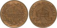1 Heller 1913A Kolonien Deutsch-Ostafrika ...