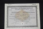 Anteilschein Otavi Minen- und Eisenbahn-Gesellscha 1921 Kolonien: Deuts... 35,00 EUR  +  7,50 EUR shipping