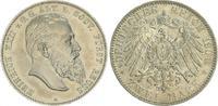 2 Mark 1901A Deutschland / Kaiserreich / Reuss Reuss 2 Mark Silbermünze... 545,00 EUR  +  8,95 EUR shipping