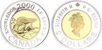 Kanada 2000 Polar Bear Proof $2 Coin 1999 Kanada Kanada 2000 Polar Bear... 20,00 EUR  +  7,50 EUR shipping