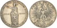Gedenktaler 1862 1862 Frankfurt Frankfurt Gedenktaler 1862 ss  75,00 EUR  +  7,50 EUR shipping