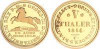 5 Taler Gold (1814) Altdeutschland / Braunschweig Braunschweig Nachpräg... 150,00 EUR  +  7,50 EUR shipping