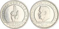 5 Mark 1929 J Deutschland / WEIMAR WEIMAR ' Schwurhand ' 10 Jahre Verfa... 195,00 EUR  +  7,50 EUR shipping