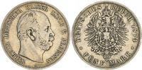 5 Mark 1874 A Deutschland / Kaiserreich / Preußen Preußen 5 Mark 1874 A... 45,00 EUR  +  7,50 EUR shipping