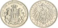 2 Mark 1902 J Kaiserreich / Hamburg Kaiserreich Hamburg 2 Mark großer A... 40,00 EUR  +  7,50 EUR shipping