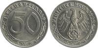 50 Pfennig 1939 F Deutschland / Drittes Reich Drittes Reich 50 Pfennig ... 75,00 EUR  +  7,50 EUR shipping