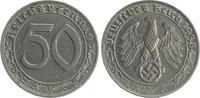50 Pfennig 1938 D Deutschland / Drittes Reich Drittes Reich 50 Pfennig ... 50,00 EUR  +  7,50 EUR shipping