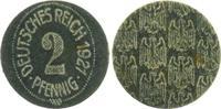 Hartpappe Probe 2 Pfennig 1921 Deutschland / WEIMAR / PROBEPRÄGUNG WEIM... 750,00 EUR  +  8,95 EUR shipping