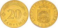 20 Santimu 1992 Lettland Lettland 20 Santimu 1992 prägefrisch auf Ronde... 95,00 EUR  +  7,50 EUR shipping