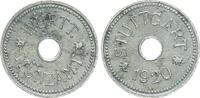 Wertmarke  und passender Rohling 1920 Deutschland / Prägeanstalt Stuttg... 95,00 EUR  +  7,50 EUR shipping