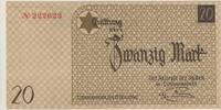 20 Mark Geldschein 1940 Deutschland / Polen / Getto Litzmannstadt Getto... 95,00 EUR  +  7,50 EUR shipping
