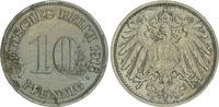 10 Pfennig 1915 G Deutschland / Kaiserreich Kaiserreich 10 Pf. J.13  19... 40,00 EUR  +  7,50 EUR shipping