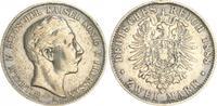 2 Mark 1888 A Deutschland / Kaiserreich / Preußen Kaiserreich Preußen 2... 245,00 EUR  +  7,50 EUR shipping