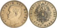5 Mark 1888D Deutschland / Kaiserreich / Bayern Bayern 5 Mark 1888D J.4... 695,00 EUR395,00 EUR  +  8,95 EUR shipping