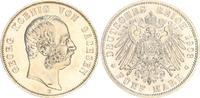 5 Mark 1903 E Sachsen 5 Mark Silber 1903 E Sachsen   fast Stempelglanz ... 750,00 EUR  +  8,95 EUR shipping