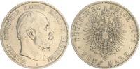 5 Mark 1876 A Deutschland / Kaiserreich / Preußen Preußen 5 Mark 1876 A... 65,00 EUR  +  7,50 EUR shipping