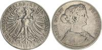 Doppeltaler 1861 1861 Frankfurt Frankfurt Doppeltaler 1861 ss ss, Fassu... 125,00 EUR  +  7,50 EUR shipping