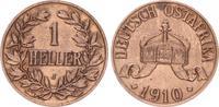 1 Heller 1910J Kolonien Deutsch-Ostafrika Deutsch-Ostafrika 1 Heller 19... 50,00 EUR  +  7,50 EUR shipping