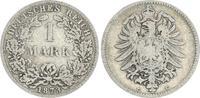 1 Mark 1873 C Deutschland / Kaiserreich 1 Mark kleiner Adler J.9  1873 ... 95,00 EUR  +  7,50 EUR shipping