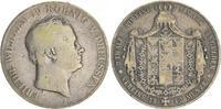 Preußen/Hohenzollern 2 Taler Preußen Doppeltaler, Friedrich Wilhelm IV. 1842 A