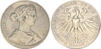 Doppeltaler 1861 1866 Frankfurt Frankfurt Doppeltaler 1866 ss ss, Fassu... 125,00 EUR  +  7,50 EUR shipping