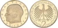 2 DM Max Planck 1971 G Deutschland 2 DM Kursmünze 1971 G PP, mit neuer ... 750,00 EUR  +  8,95 EUR shipping