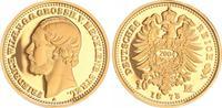 10 Mark Gold, Nachprägung 1873A/2004 Deutschland / Kaiserreich / Meckle... 125,00 EUR  +  7,50 EUR shipping