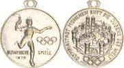 Med. Dischler Olymp. Spiele 1972 1936 Bund...