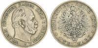 2 Mark 1876 C Deutschland / Kaiserreich / Preußen Kaiserreich Preußen 2... 50,00 EUR  zzgl. 4,75 EUR Versand