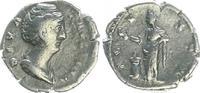 Denar + 141 Antike / Römische Kaiserzeit/Faustina I Faustina Major  Den... 45,00 EUR  +  7,50 EUR shipping