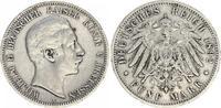 5 Mark 1892 A Deutschland / Kaiserreich / Preußen Preußen 5 Mark Silber... 45,00 EUR  +  7,50 EUR shipping