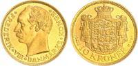 10 Kroner 1908 1908 Dänemark Dänemark, 10 Kroner 1908, Frederik VIII. f... 230,00 EUR  +  7,50 EUR shipping
