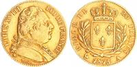 Louis d'or 1815 Frankreich Frankreich Ludwig XVIII.  Louis d'or, Gold ss  275,00 EUR  +  8,95 EUR shipping