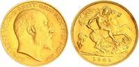 1/2 Sovereign 1905 Großbritannien Grossbritannien, 1/2 Sovereign 1905, ... 175,00 EUR  +  7,50 EUR shipping