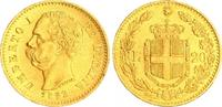 20 Lira 1882 Italien Italien Umberto I. 18...