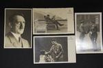 4 Propagandapostkarten mit Hitler ca. 1940 3. Reich / Nationalsozialism... 30,00 EUR  +  7,50 EUR shipping