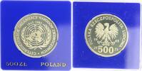 500 Zloty 1985 Polen 500 Zlotych 1985, Polen, Silbermünze 40 Jahre Vere... 45,00 EUR  +  7,50 EUR shipping