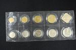 Kurssatz 1989 mit 9 Münzen 1989 Russland UDSSR - Kurssatz 1989 mit 9 Mü... 25,00 EUR  +  7,50 EUR shipping