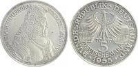 5 Mark Markgraf von Baden 1955 G Bundesrepublik Deutschland 5 Mark Mark... 195,00 EUR  +  7,50 EUR shipping