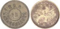 Plantagengeld 15 Heller Prinz Heinrich (ca...