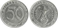 50 Pfennig 1938 E Deutschland / Drittes Re...