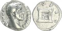 Denar, Silber 138-161 Antike / Römische Ka...