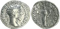 Denar, Silber 161-180 Antike / Römische Ka...