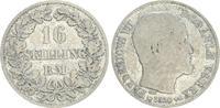 16 Skilling 1856 Dänemark Dänemark, 16 Ski...