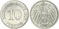 10 Pfennig 1907 E Deutschland / Kaiserreic...