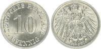 10 Pfennig 1906 D Deutschland / Kaiserreic...
