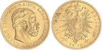 20 Mark Gold 1871 A Preußen Preußen 20 Mar...