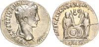 Denar 27 B.C.-14  Antike / Römische Kaiser...